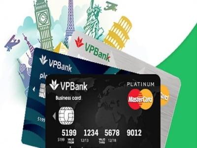 Dịch vụ đáo hạn thẻ tín dụng VPBank phí thấp