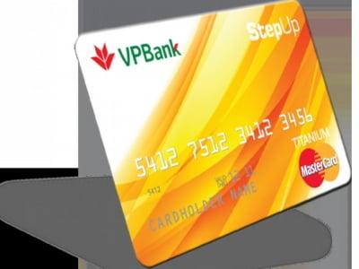 Dịch vụ rút tiền thẻ tín dụng VPBank - Phí cực thấp