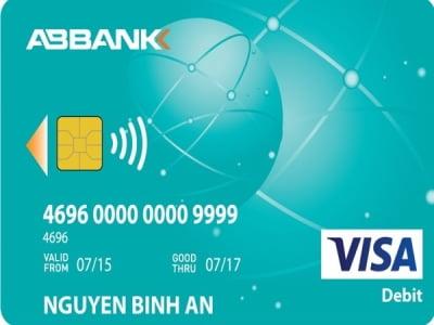 Dịch vụ rút tiền thẻ tín dụng ngân hàng ABBank
