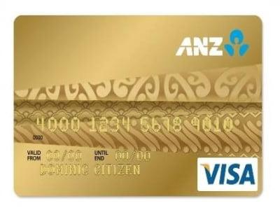 Dịch vụ rút tiền thẻ tín dụng ngân hàng ANZ