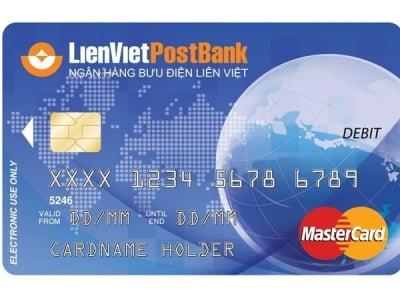 Dịch vụ rút tiền thẻ tín dụng ngân hàng LienVietPostBank