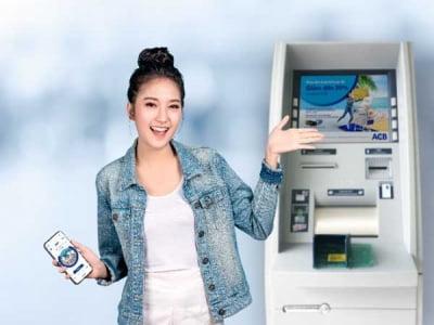 Hướng dẫn rút tiền thẻ tín dụng ngân hàng ACB