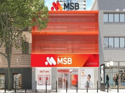 Rút tiền thẻ tín dụng ngân hàng Maritime Bank TpHCM