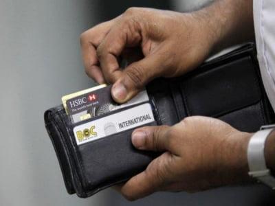 Rút tiền thẻ tín dụng ngân hàng HSBC